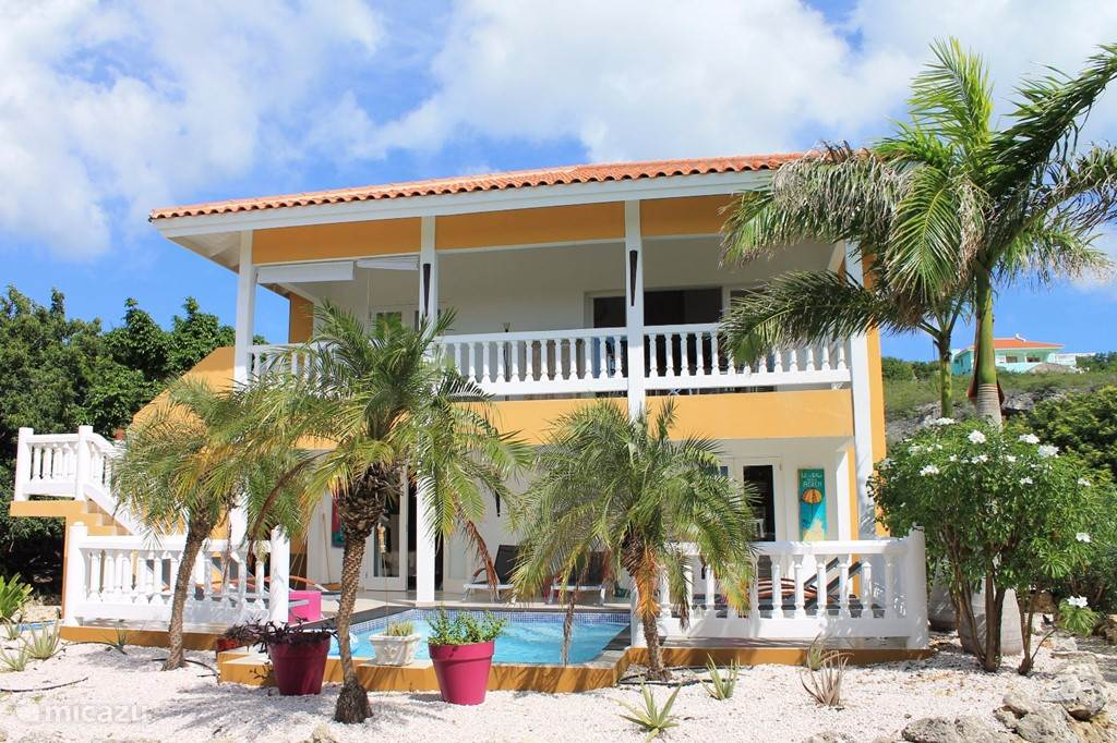 Vacation rental Curaçao, Banda Abou (West), Coral-Estate Rif St.marie villa Sunset Terrace