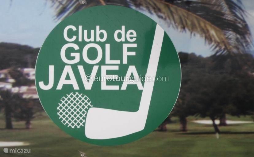 Golfbaan Javea