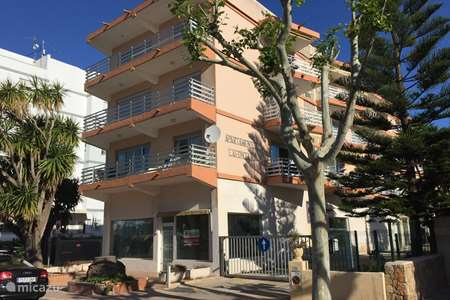 Vakantiehuis Spanje, Costa Blanca, Javea appartement La Fontana