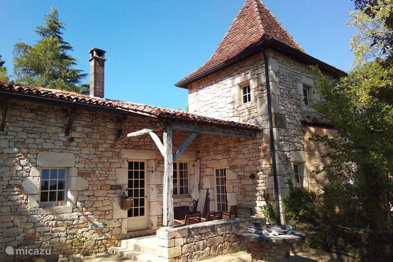Vacation rental France, Dordogne, Simeyrols Holiday house Lou Goratse, 6 person holiday home