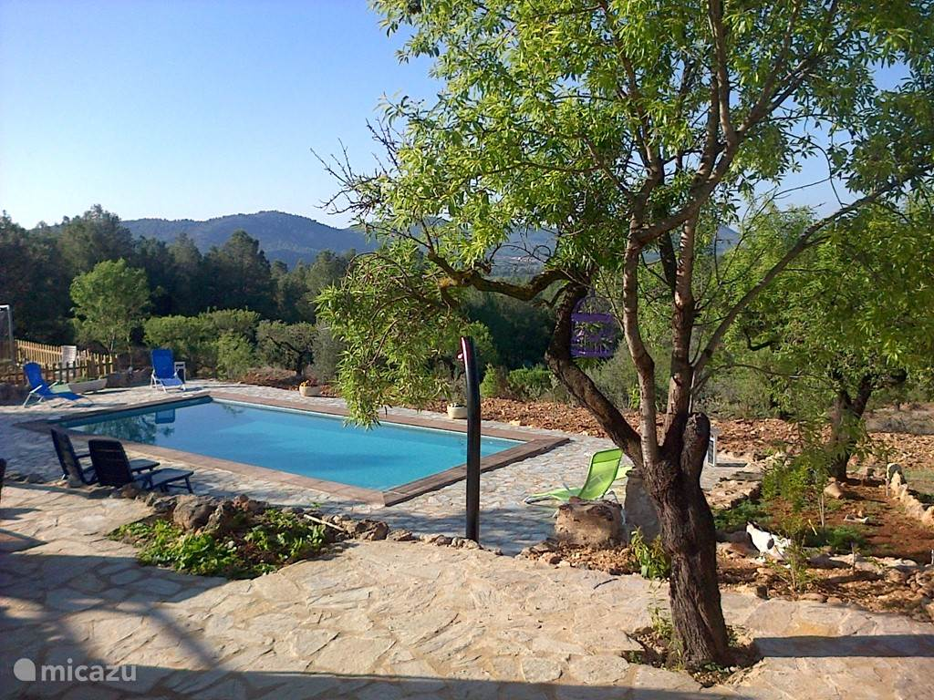 Vakantiehuis Spanje, Valencia, Atzeneta del Maestrat bed & breakfast Masia Atalaya - Meanes