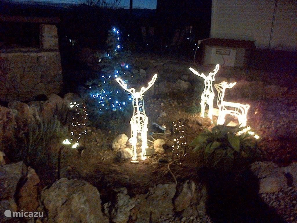 Kerst in Masia Atalaya