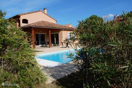 Vacation rental France, Ardèche, Vallon-Pont-d'Arc villa Villa Lavender (50)