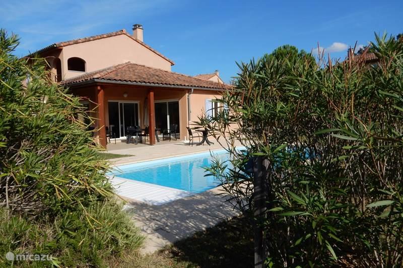 Vakantiehuis Frankrijk, Ardèche, Vallon-Pont-d'Arc Villa Villa Lavendel