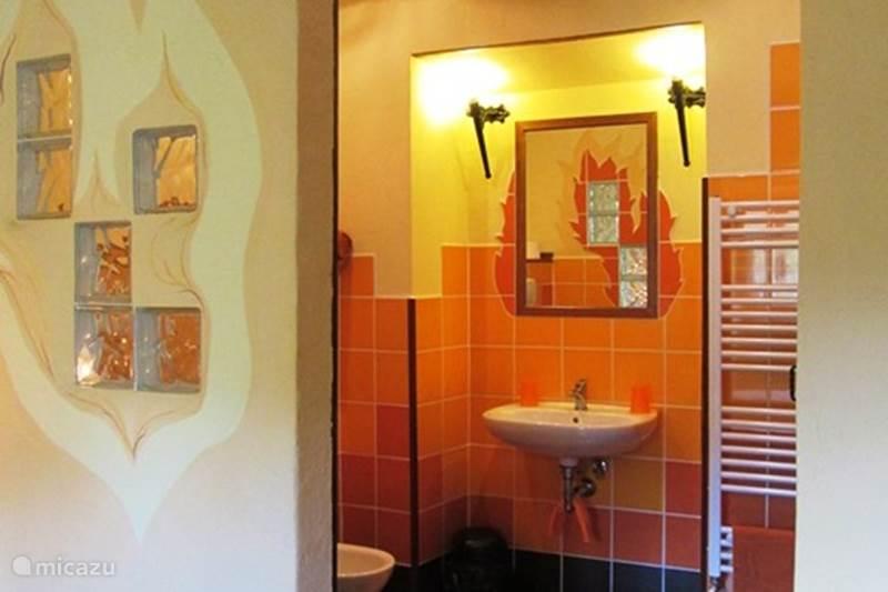 Vakantiehuis Italië, Marche, Pergola Appartement Agriturismo Carincone app Fuoco