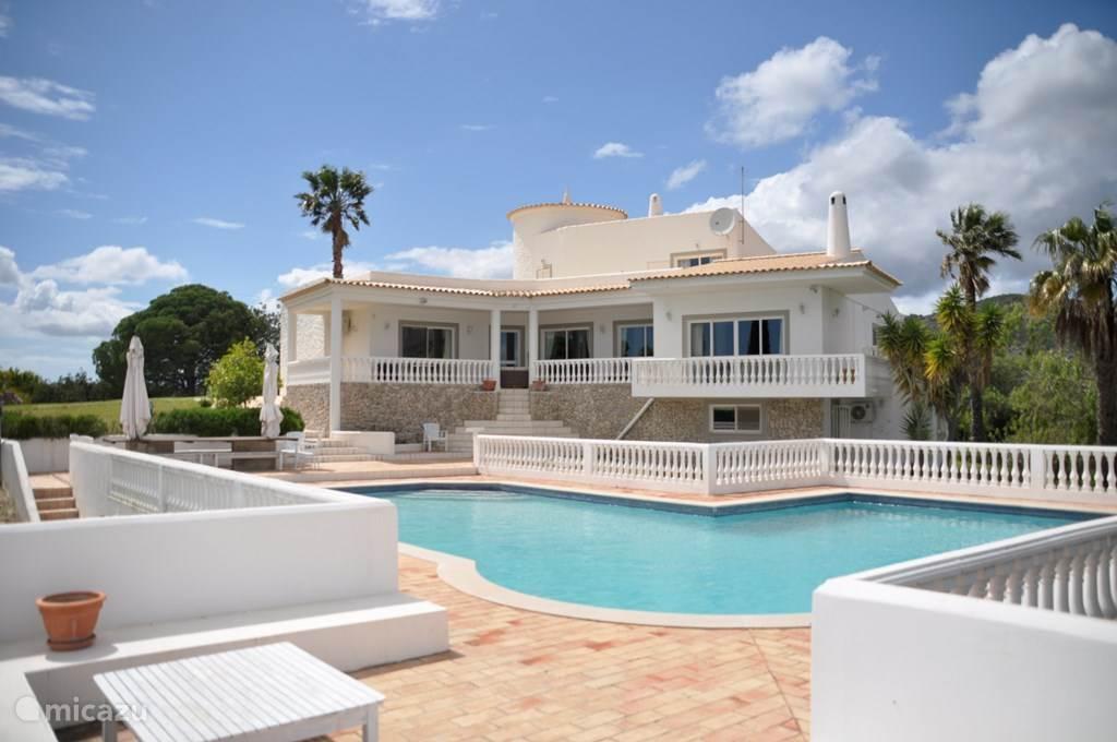 Vakantiehuis Portugal, Algarve, Moncarapacho Villa Villa Belvedere