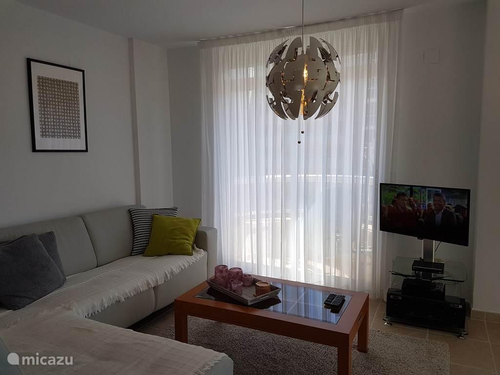 Vakantiehuis Spanje, Costa Blanca, Calpe appartement Appartement AMALIA