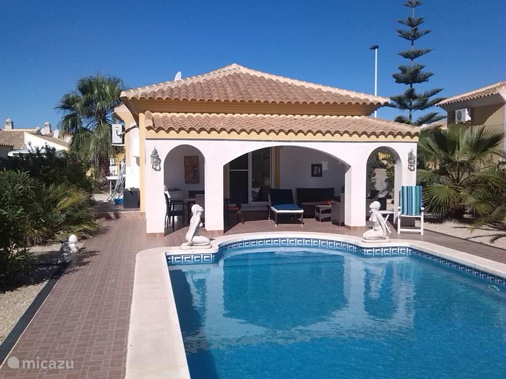 Vakantiehuis Spanje, Costa Cálida, Mazarrón - villa Panorama