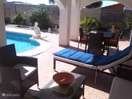 Villa panorama in mazarr n costa c lida spanien mieten for Veranda englisch