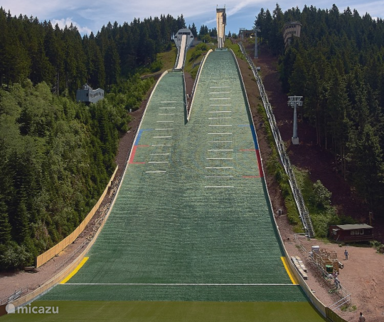 Skischansspringen Oberhof