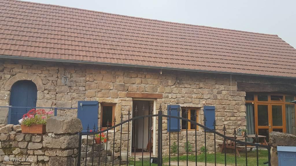 Vakantiehuis Frankrijk, Bourgogne, Creches Sur Saone Vakantiehuis Maison Prooper