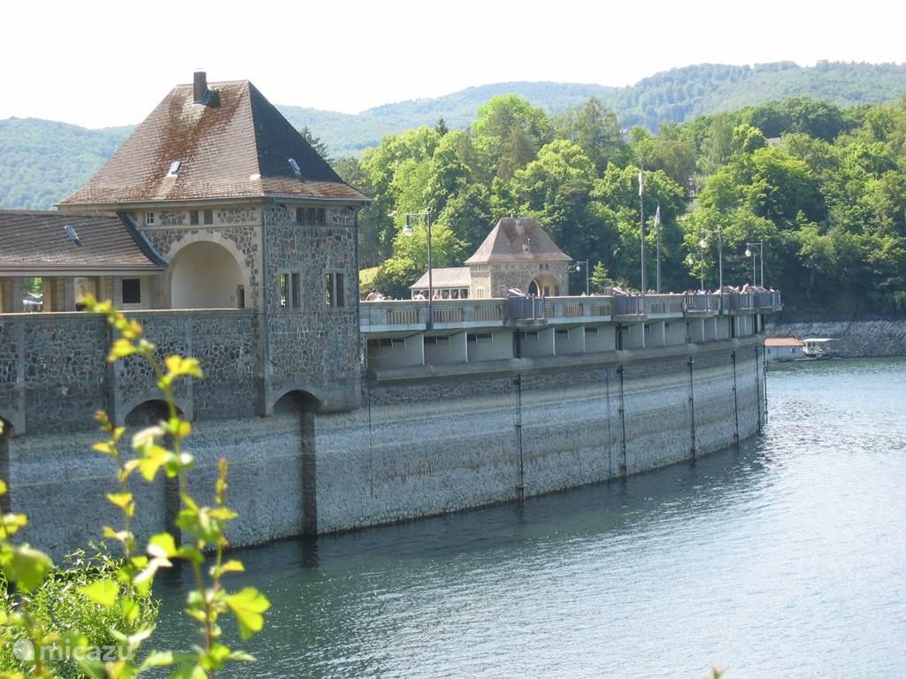 Stuwdam Edersee