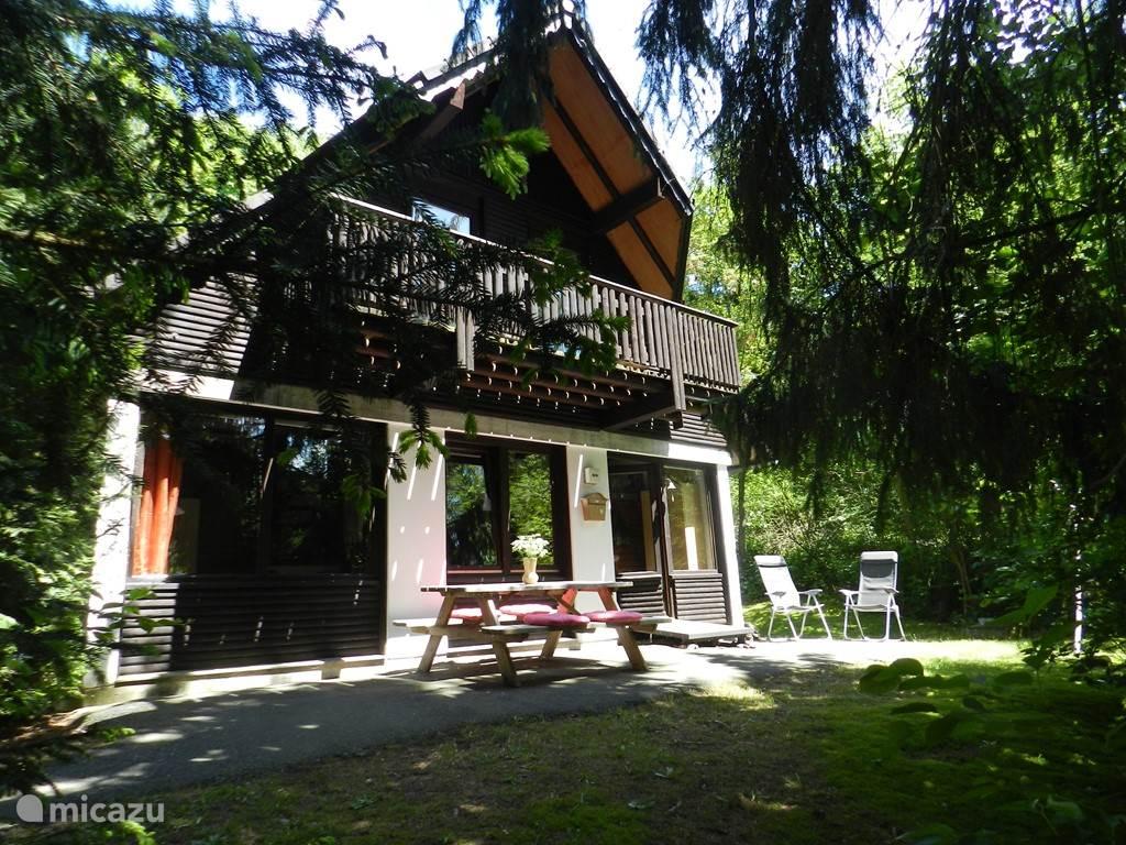 zomer in Frankenau