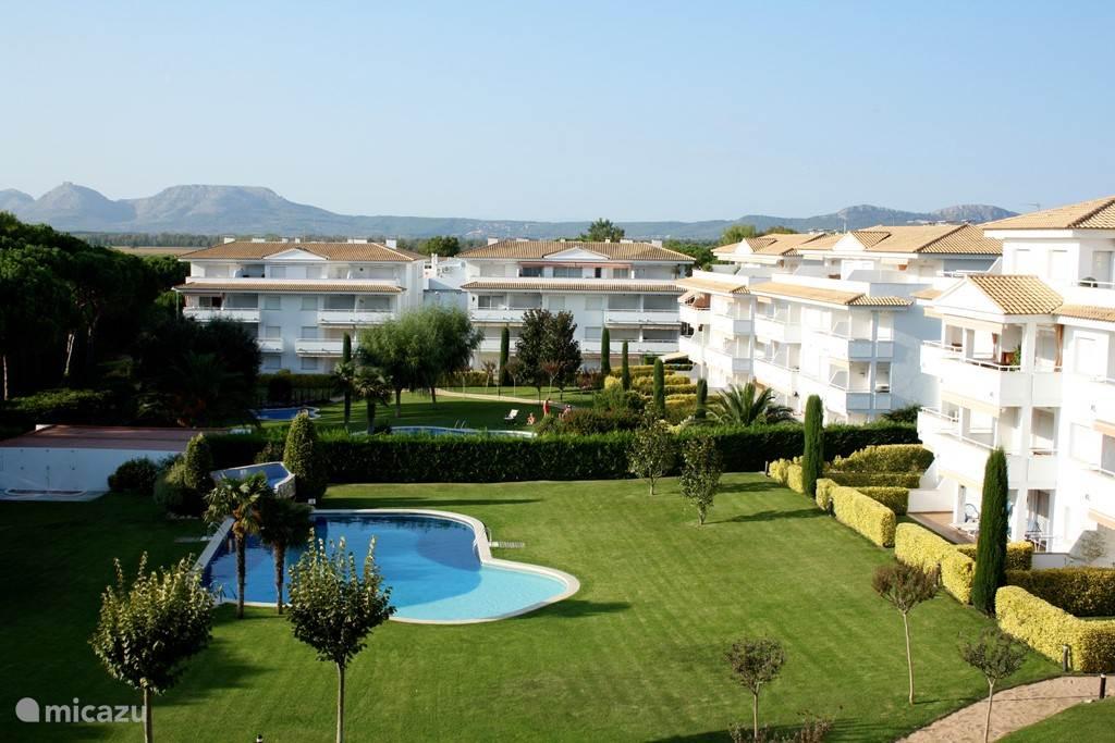Vakantiehuis Spanje, Costa Brava, Platja de Pals - penthouse Penthouse Greenmar 2, Platja de Pals