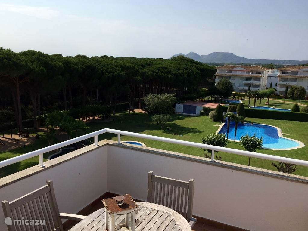 Vakantiehuis Spanje, Costa Brava, Platja de Pals Penthouse Penthouse Greenmar 2, Platja de Pals