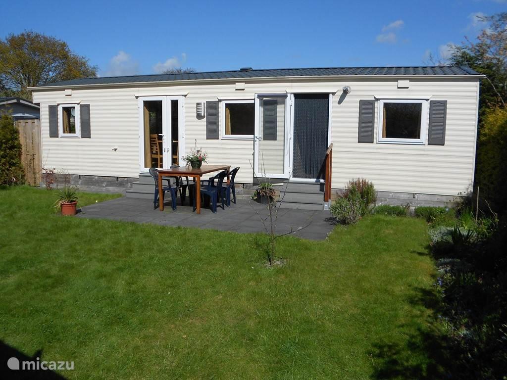 Vakantiehuis Nederland, Zeeland, Renesse Chalet Chalet Renesse aan Zee