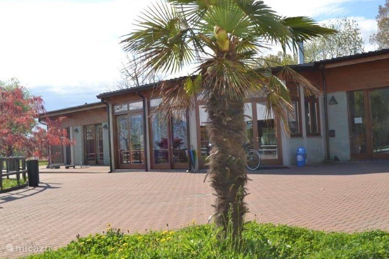 Vakantiehuis Italië, Italiaanse Meren, Erba Chalet Ninfea