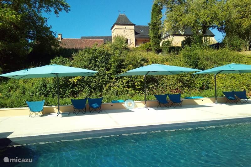 Vakantiehuis Frankrijk, Dordogne, Simeyrols Vakantiehuis Lo Tsouco (4 p), Les Bernardies