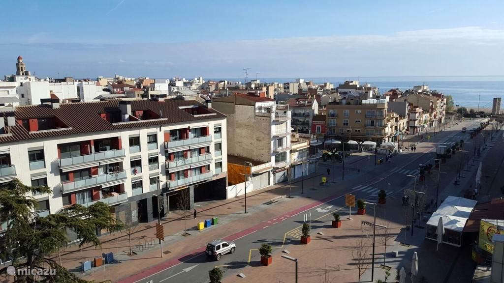 Vakantiehuis Spanje, Costa Brava, Calella appartement Casa Capaspre