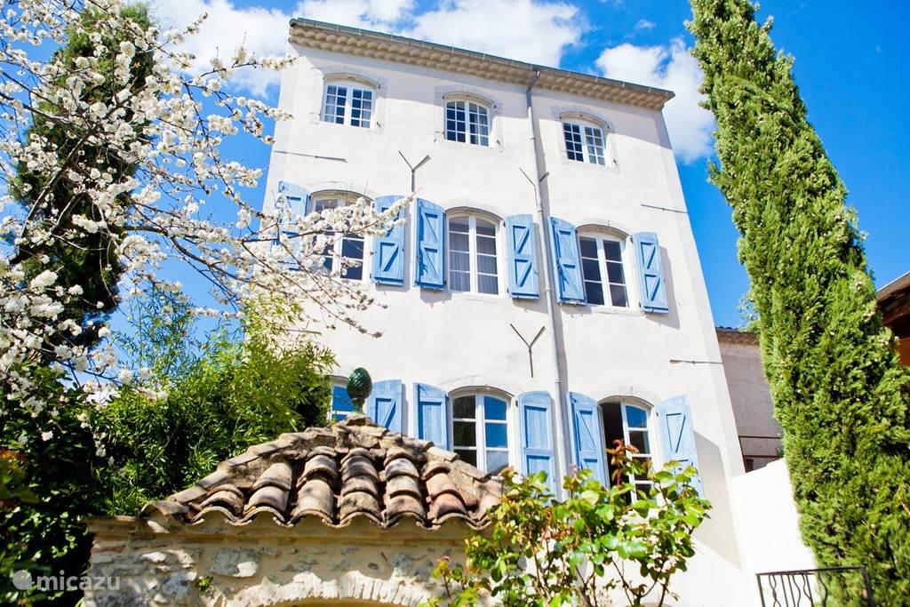 Vakantiehuis Frankrijk, Languedoc-Roussillon, Saint-Hippolyte-du-Fort vakantiehuis Les Trois Comtes