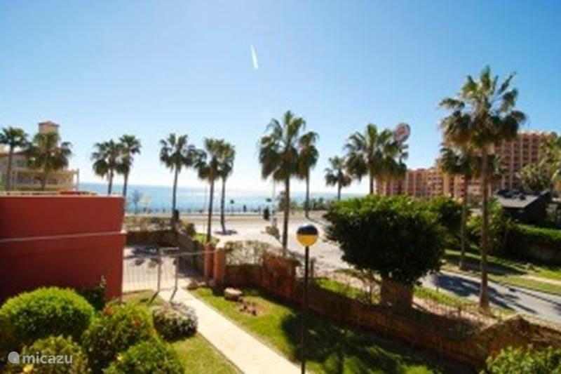 Vacation rental Spain, Costa del Sol, Benalmádena Apartment Sunny apartment on the beach