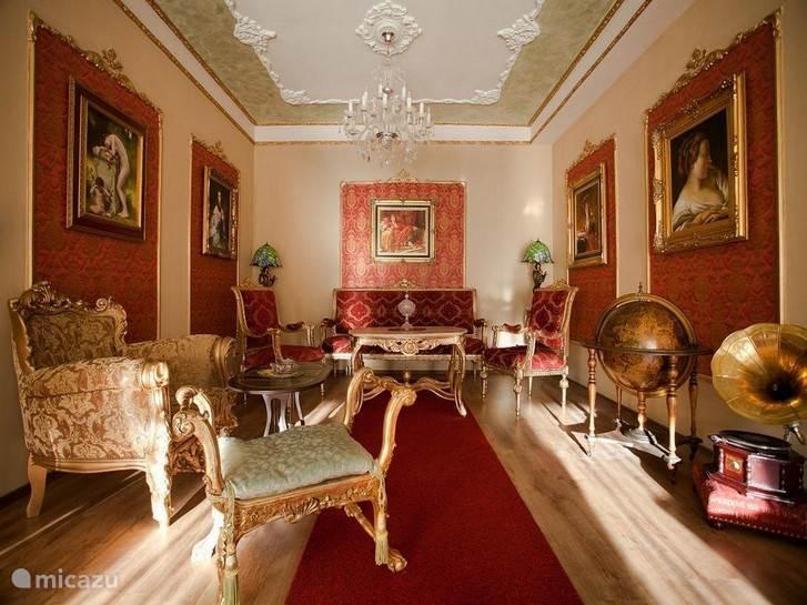 Vakantiehuis Servië – bed & breakfast Vila Rococo