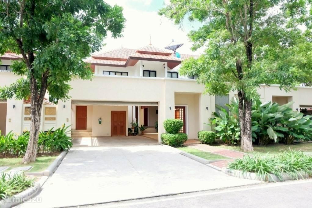 Vakantiehuis Thailand, Phuket, Phuket - villa Laguna Village 3-BR huis Phuket