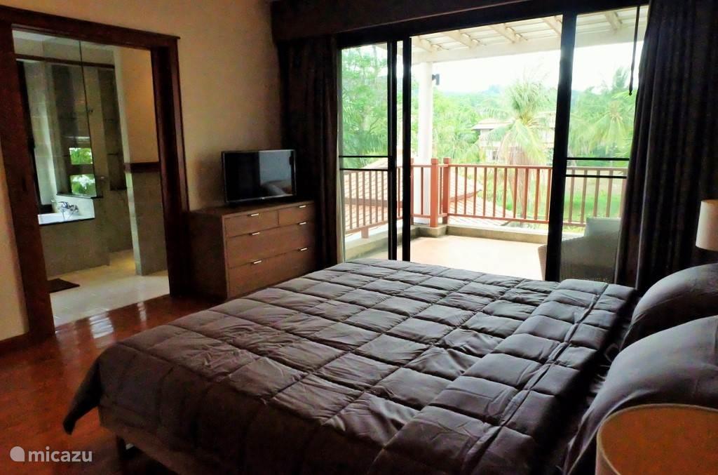 Hoofd slaapkamer