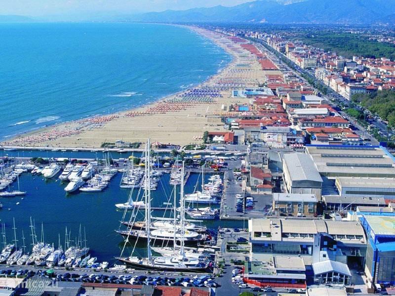 Strand Toscane