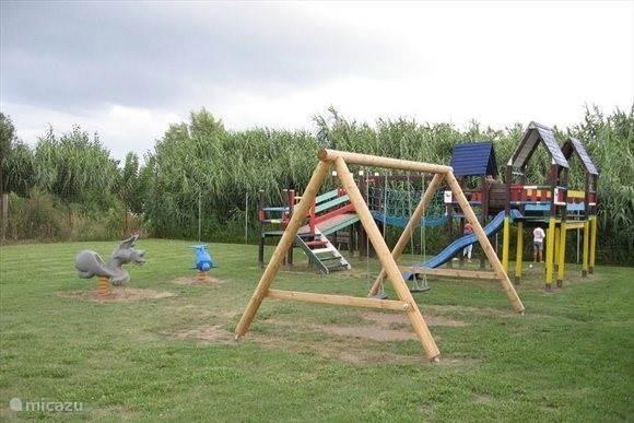 speeltuin camping