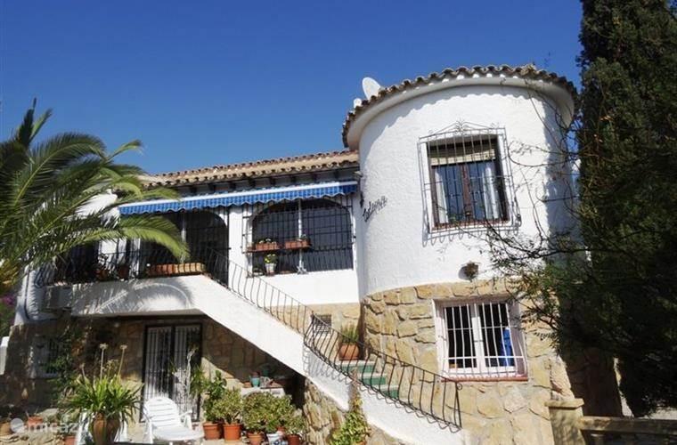 Vakantiehuis Spanje, Costa Blanca, El Campello - villa Villa Carlena