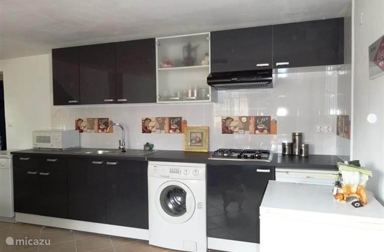Keuken 1e etage