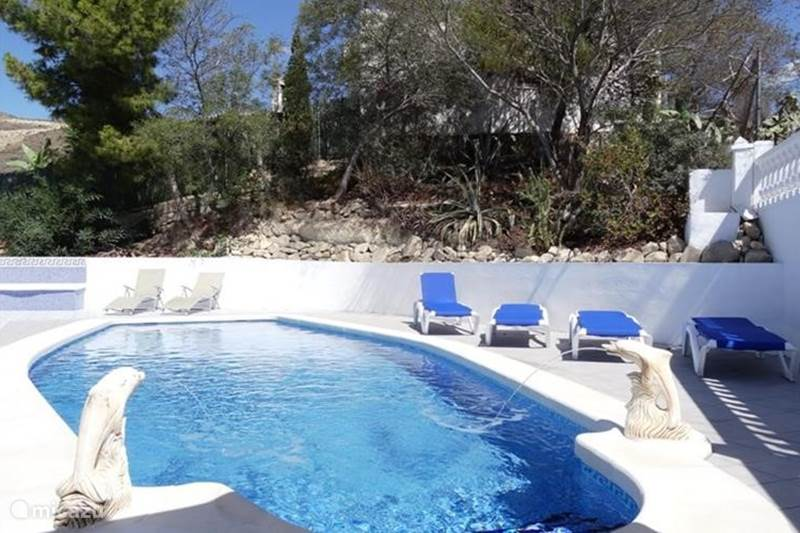 Vakantiehuis Spanje, Costa Blanca, El Campello Villa Villa Carlena