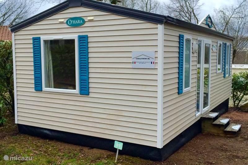 Rent mobile home chateau le verdoyer dordogne 4 in for Modular homes france