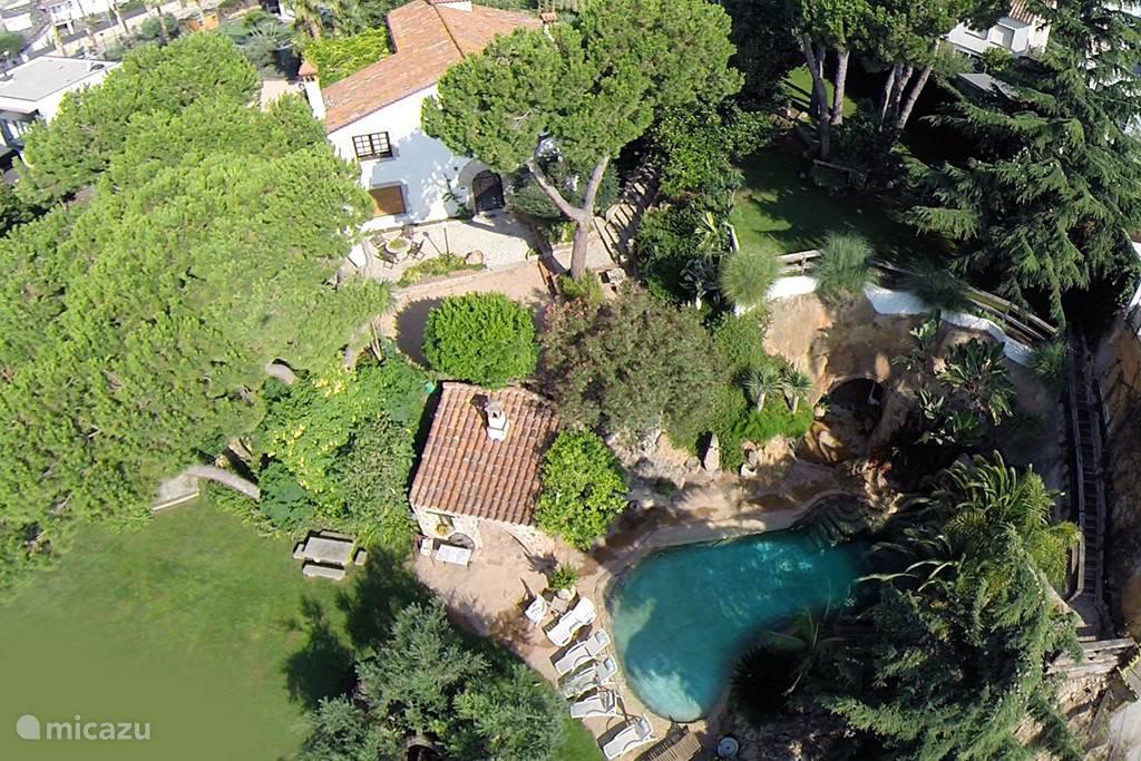 Vakantiehuis Spanje, Costa Brava, Pineda de Mar villa Mas Juli