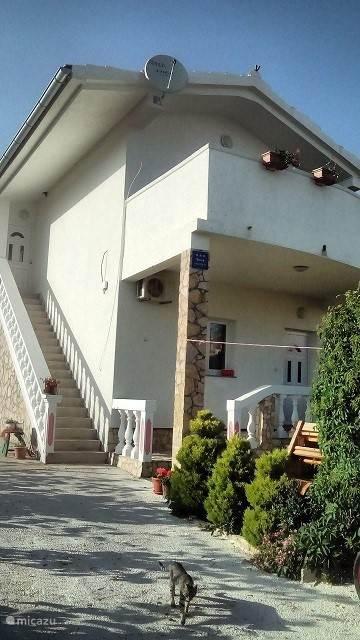 Vakantiehuis Kroatië, Dalmatië, Tribunj Appartement  Appartement E
