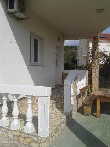 Vacation rental Croatia, Dalmatia, Tribunj Apartment Apartment E