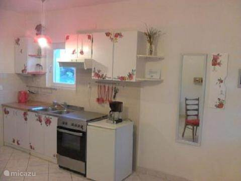 Appartement E - begane grond