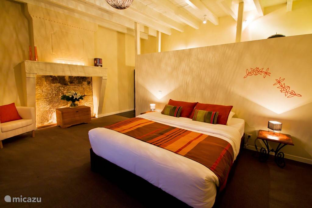 Guestroom Fleur d'Oranger