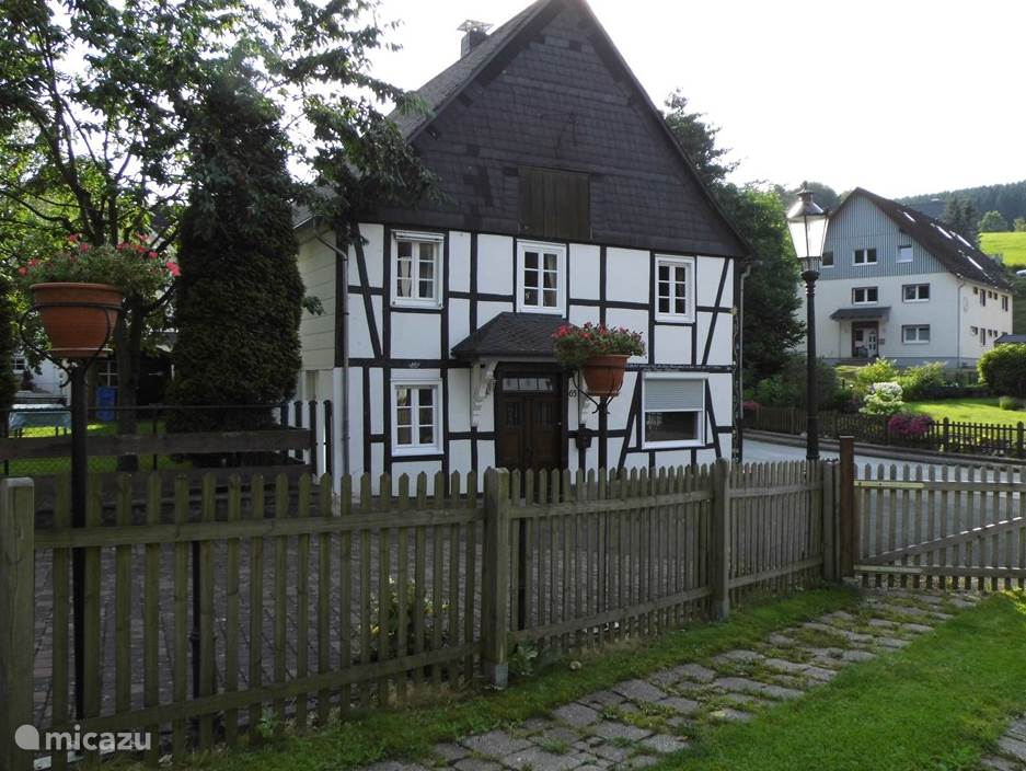 Vacation rental Germany, Sauerland, Olsberg-Elleringhausen holiday house Holiday home Am Bach