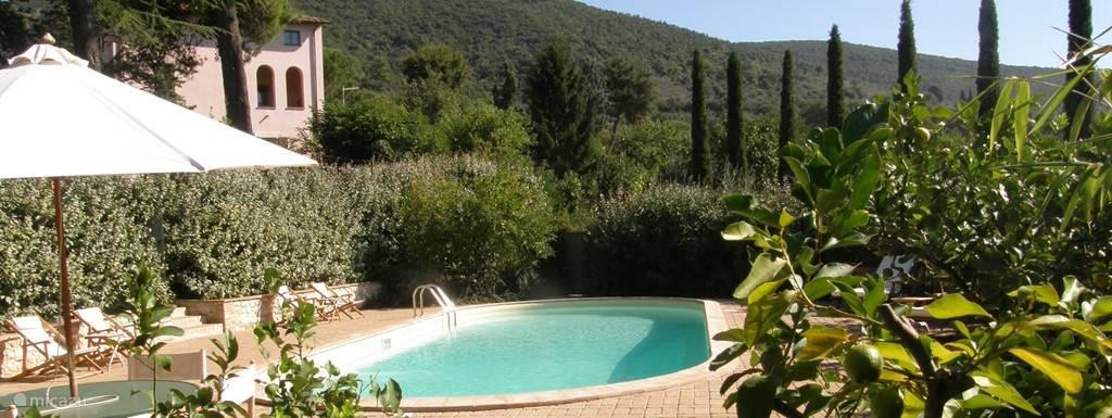 Vakantiehuis Italië, Umbrië, Assisi Villa Villa Dei Cipressi