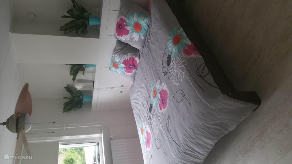 Slaapkamer 2 persoonsbed