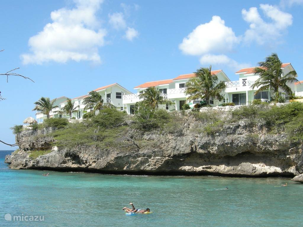 Vakantiehuis Curacao, Banda Abou (west), Lagun - vakantiehuis Aqualinda