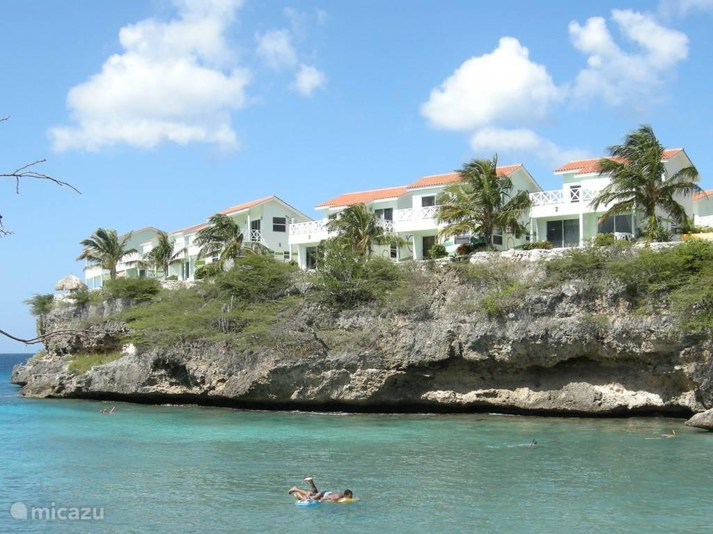 Vakantiehuis Curacao, Banda Abou (west), Lagun Vakantiehuis Aqualinda