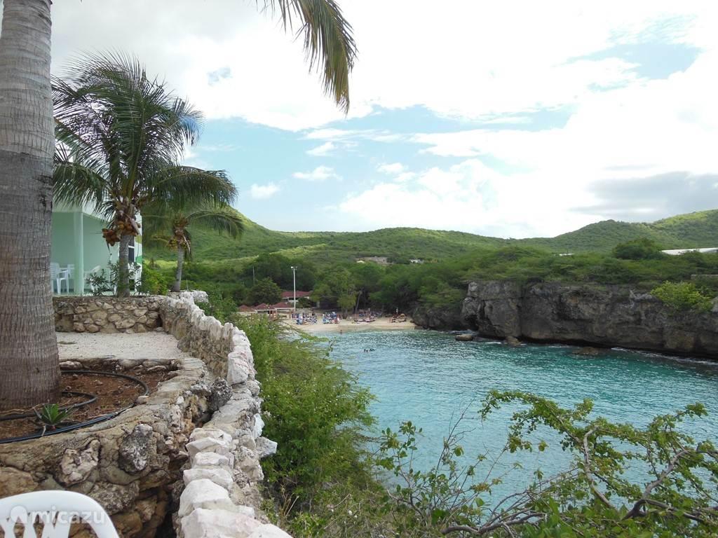 uitzicht op Playa Lagoon