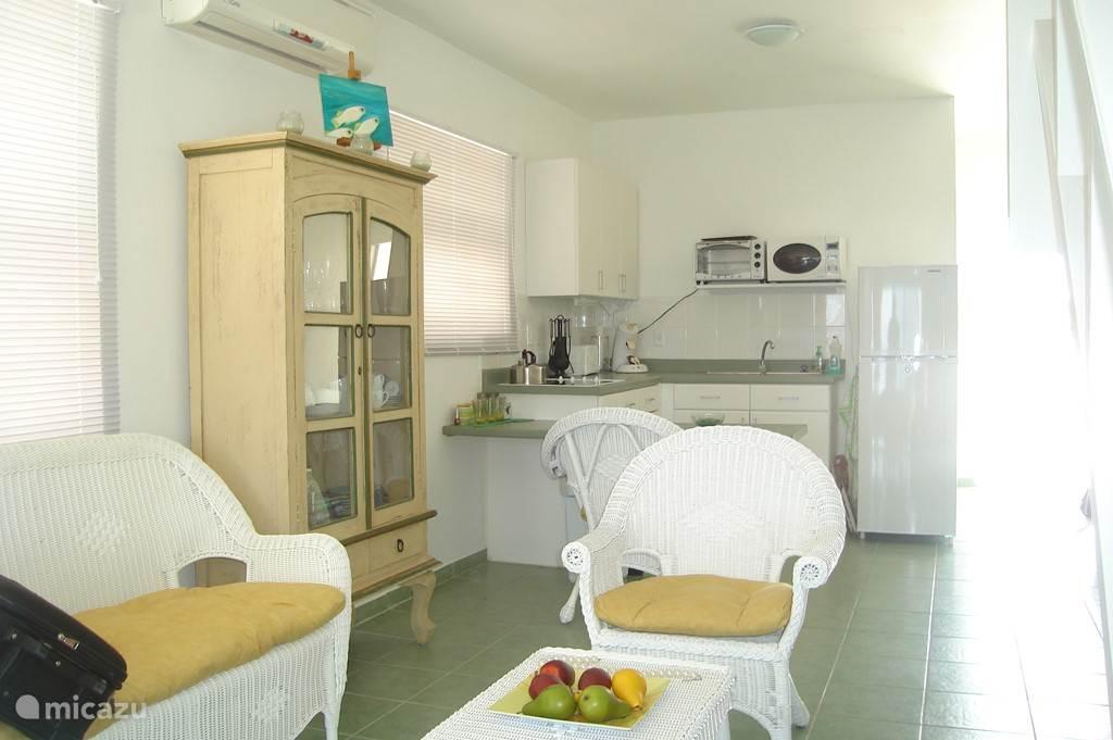 kamer/open keuken