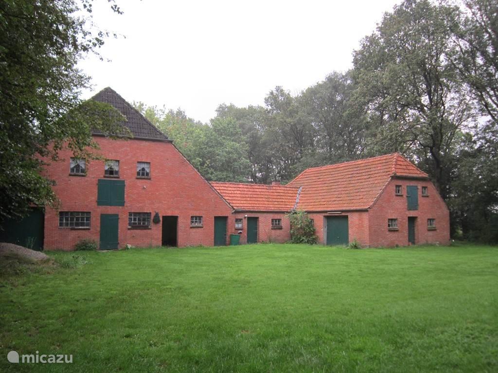 Vakantiehuis Duitsland, Nedersaksen, Barssel Boerderij Westmarkhof