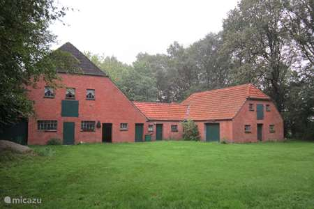 Vacation rental Germany, Lower Saxony, Barssel farmhouse Hoeve Westmark