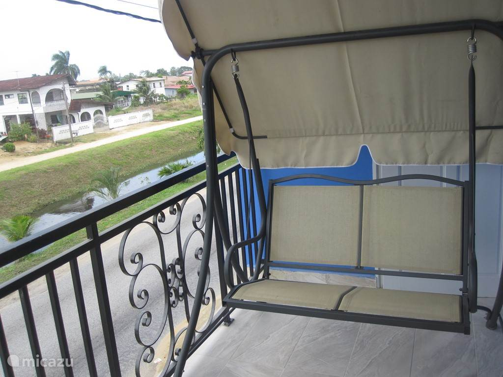 Vakantiehuis Suriname, Paramaribo, Paramaribo appartement Coco92Apartments (Streetview) 4p