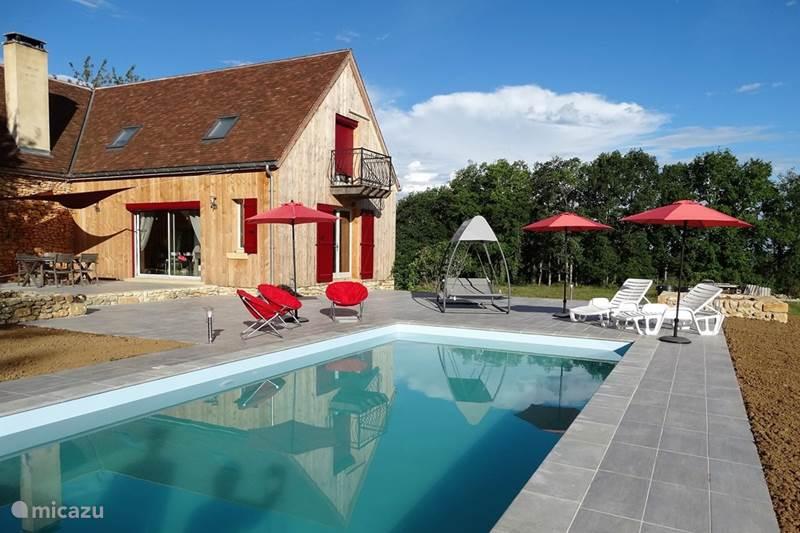 Vakantiehuis Frankrijk, Dordogne, Rouffignac Villa Tournesol